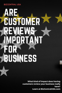 Are Customer Reviews Important For Business